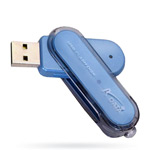 USB флеш-диск - A-Data PD10 Blue Ready Boost - 1Gb  : фото 2