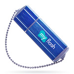 USB флеш-диск - A-Data PD4 Small Blue - 8Gb